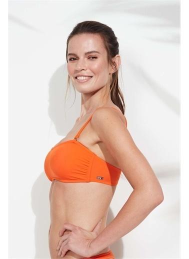 U.S. Polo Assn. Bikini Üst Oranj